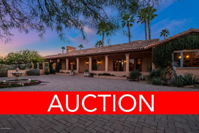 2040 Middle Mesa Road, Wickenburg, AZ 85390 (MLS #5862940) :: The Everest Team at My Home Group