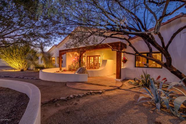 6648 E Horseshoe Road, Paradise Valley, AZ 85253 (MLS #5863158) :: Lux Home Group at  Keller Williams Realty Phoenix