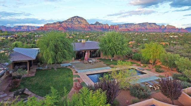 2975 Red Hawk Lane, Sedona, AZ 86336 (MLS #5863204) :: Yost Realty Group at RE/MAX Casa Grande