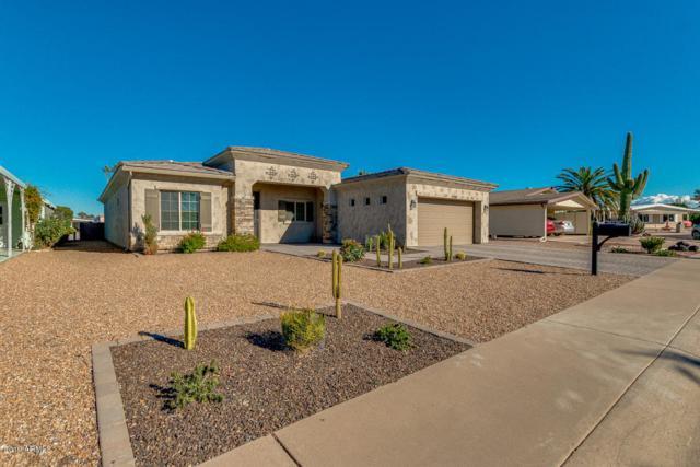 5350 E Ford Circle, Mesa, AZ 85215 (MLS #5863229) :: The Daniel Montez Real Estate Group
