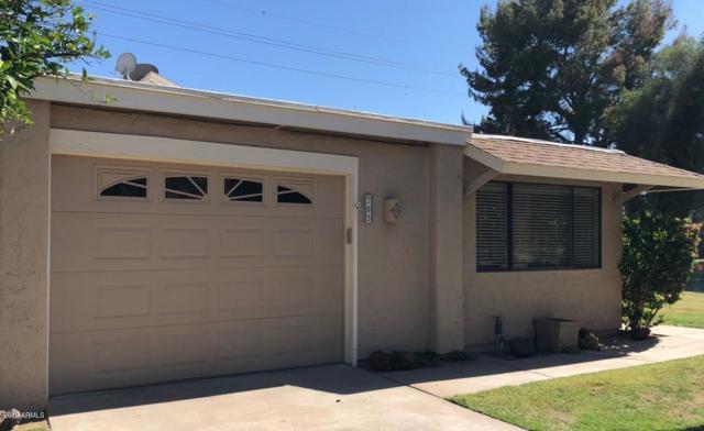 203 Leisure World, Mesa, AZ 85206 (MLS #5863362) :: Yost Realty Group at RE/MAX Casa Grande