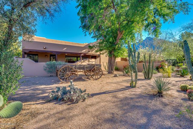 6321 N 52ND Place, Paradise Valley, AZ 85253 (MLS #5863376) :: Lifestyle Partners Team