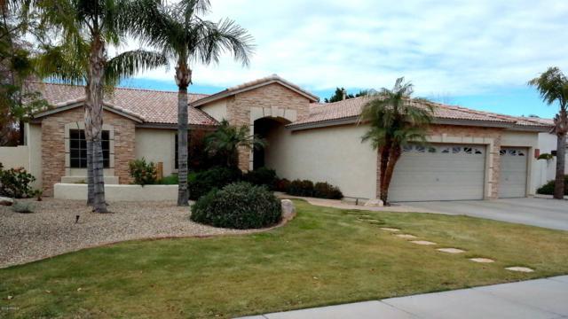 2016 N Hall Street, Mesa, AZ 85203 (MLS #5863378) :: Team Wilson Real Estate
