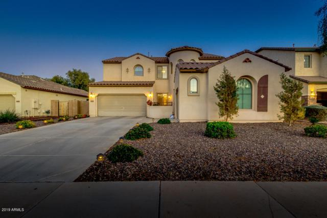 4659 S Leisure Way, Gilbert, AZ 85297 (MLS #5863386) :: Team Wilson Real Estate