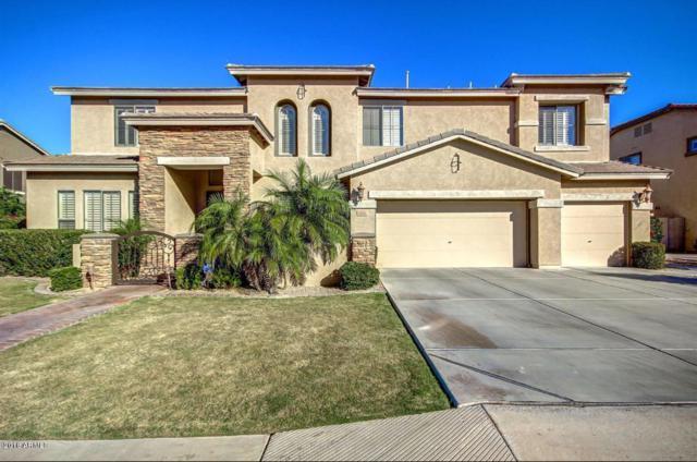 2412 E Prescott Place, Chandler, AZ 85249 (MLS #5863401) :: The Daniel Montez Real Estate Group