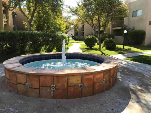 5525 E Thomas Road D6, Phoenix, AZ 85018 (MLS #5863475) :: The Daniel Montez Real Estate Group