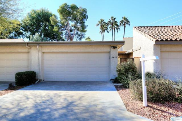 5482 N 77TH Street, Scottsdale, AZ 85250 (MLS #5863584) :: The Daniel Montez Real Estate Group
