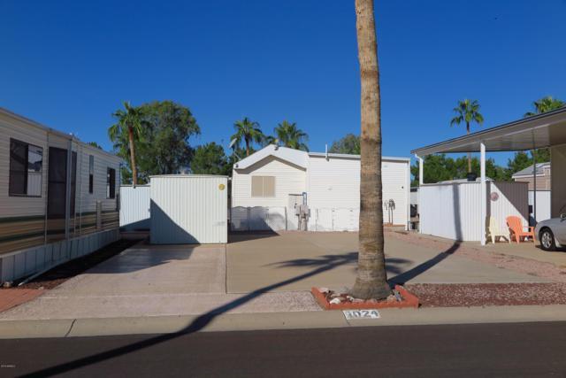 3710 S Goldfield Road, Apache Junction, AZ 85119 (MLS #5863645) :: The Daniel Montez Real Estate Group