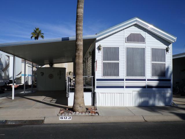 3710 S Goldfield Road, Apache Junction, AZ 85119 (MLS #5863708) :: The Daniel Montez Real Estate Group