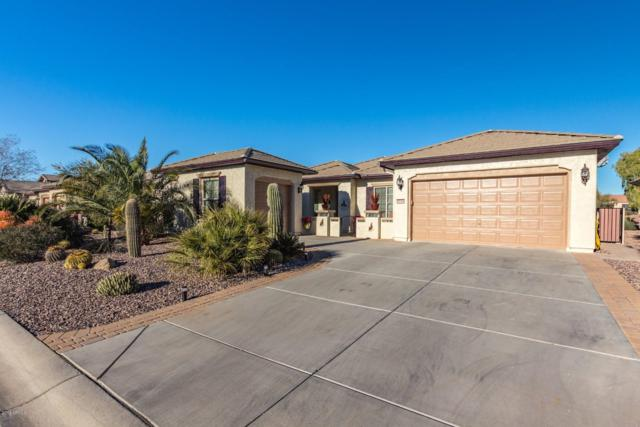 6744 W Stony Quail Way, Florence, AZ 85132 (MLS #5863741) :: Riddle Realty Group - Keller Williams Arizona Realty