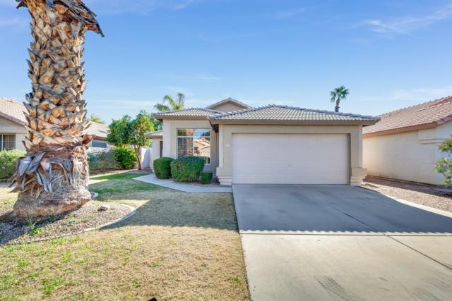 1073 W Juniper Avenue, Gilbert, AZ 85233 (MLS #5863747) :: The W Group