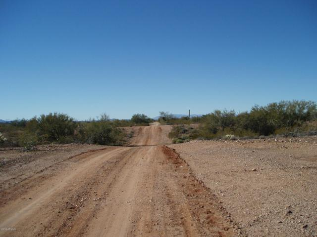 35190 W Painted Wagon Trail, Unincorporated County, AZ 85390 (MLS #5863791) :: The Wehner Group