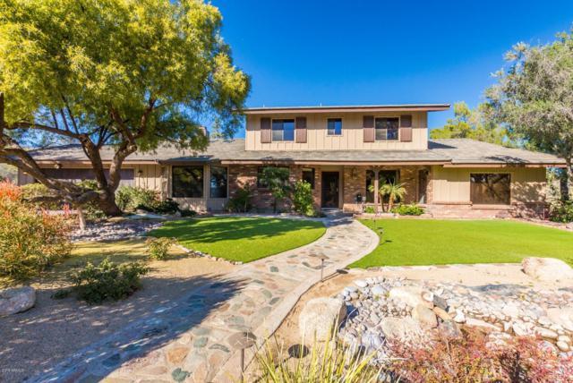 16815 N Paradox Drive, Fountain Hills, AZ 85268 (MLS #5863817) :: The W Group