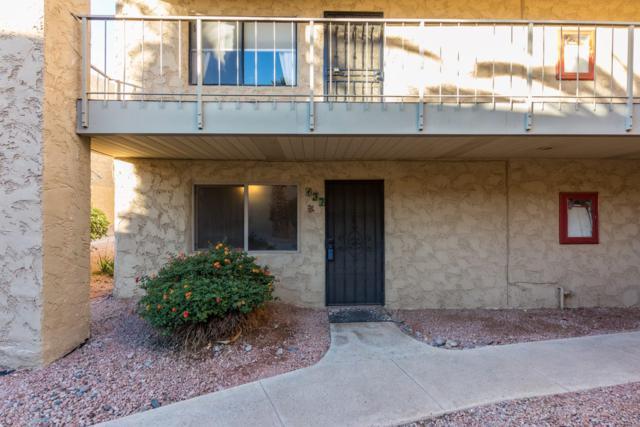 4950 N Miller Road #137, Scottsdale, AZ 85251 (MLS #5863870) :: Lux Home Group at  Keller Williams Realty Phoenix