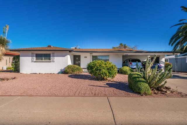 251 N 58TH Street, Mesa, AZ 85205 (MLS #5863871) :: Yost Realty Group at RE/MAX Casa Grande