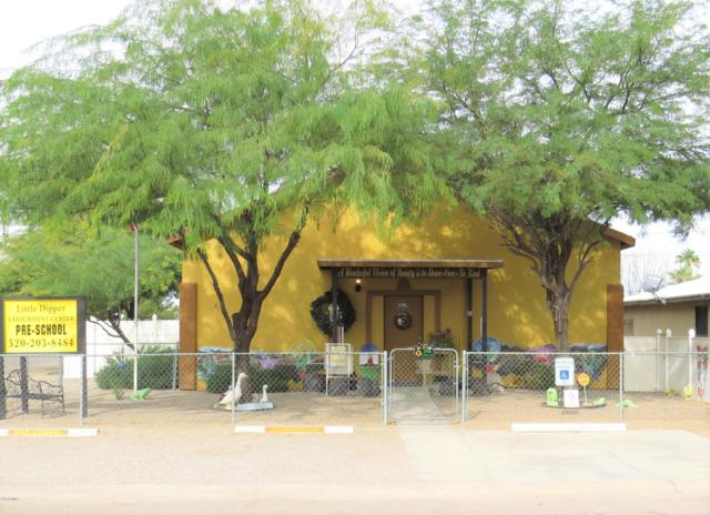 294 W Pima Avenue, Coolidge, AZ 85128 (MLS #5863977) :: The Bill and Cindy Flowers Team