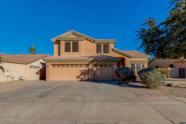 10250 E Pantera Avenue, Mesa, AZ 85212 (MLS #5864107) :: The W Group