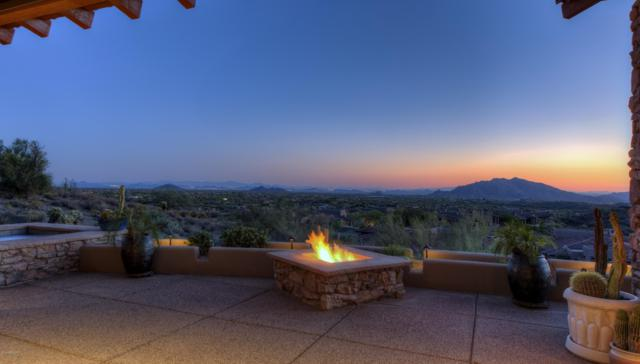 9909 E Lookout Mountain Drive, Scottsdale, AZ 85262 (MLS #5864117) :: Revelation Real Estate