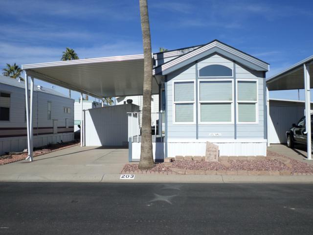 3710 S Goldfield Road, Apache Junction, AZ 85119 (MLS #5864204) :: The Daniel Montez Real Estate Group