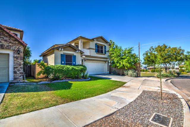 5208 S 22ND Way, Phoenix, AZ 85040 (MLS #5864226) :: The W Group