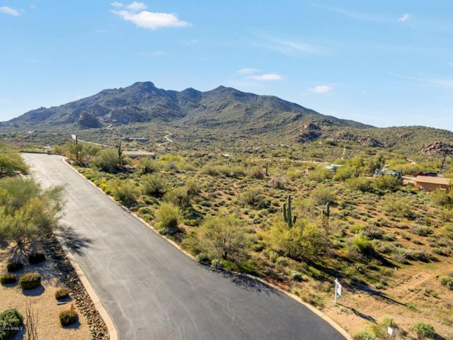 37754 E Ridgeview Lane, Carefree, AZ 85377 (MLS #5864265) :: The Laughton Team
