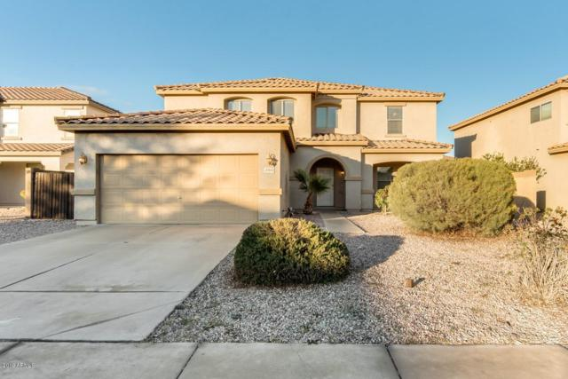 2900 W Sunshine Butte Drive, Queen Creek, AZ 85142 (MLS #5864352) :: RE/MAX Excalibur