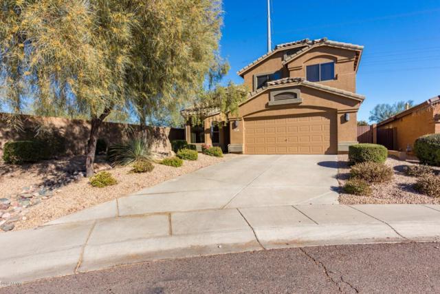 20917 N 39TH Way, Phoenix, AZ 85050 (MLS #5864441) :: The Daniel Montez Real Estate Group