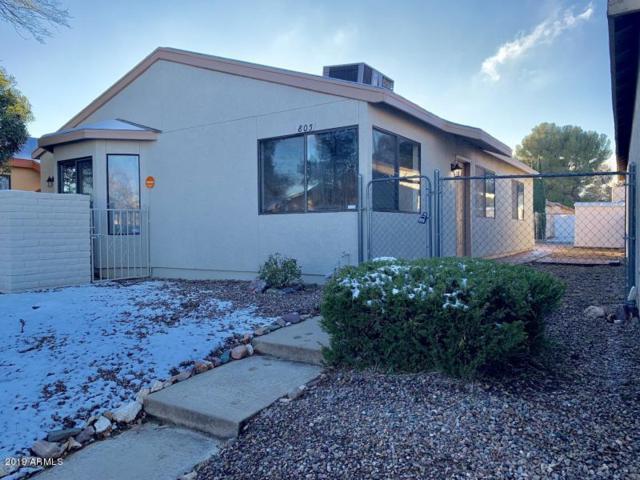 805 S Sunset Vista Drive, Sierra Vista, AZ 85635 (MLS #5864466) :: The Everest Team at My Home Group