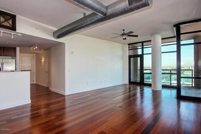 310 S 4TH Street #805, Phoenix, AZ 85004 (MLS #5864532) :: Arizona 1 Real Estate Team
