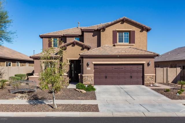 3032 E Santa Fe Lane, Gilbert, AZ 85297 (MLS #5864567) :: The W Group