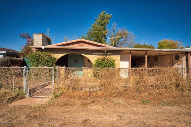 1120 E 3RD Street, Casa Grande, AZ 85122 (MLS #5864604) :: Conway Real Estate