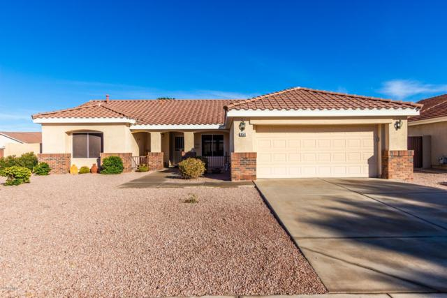 854 W Cooley Drive, Gilbert, AZ 85233 (MLS #5864651) :: The Property Partners at eXp Realty