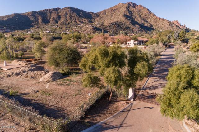 5600 N Saguaro Road, Paradise Valley, AZ 85253 (MLS #5864658) :: Yost Realty Group at RE/MAX Casa Grande