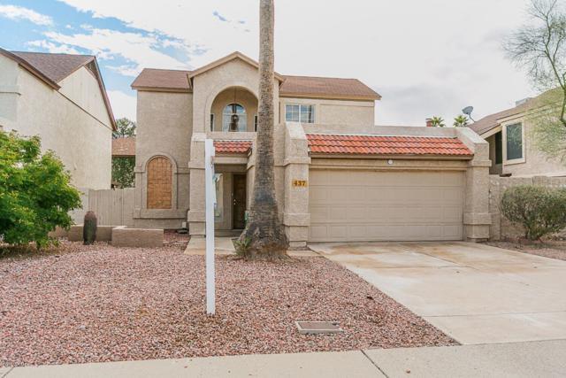 437 E Utopia Road, Phoenix, AZ 85024 (MLS #5864683) :: CC & Co. Real Estate Team