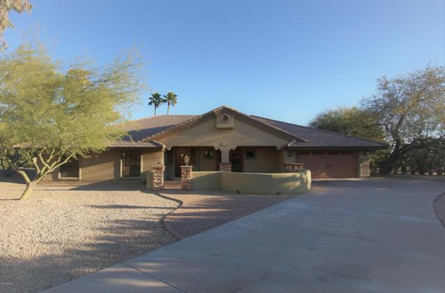 12015 E Ironwood Drive, Scottsdale, AZ 85259 (MLS #5864696) :: Team Wilson Real Estate