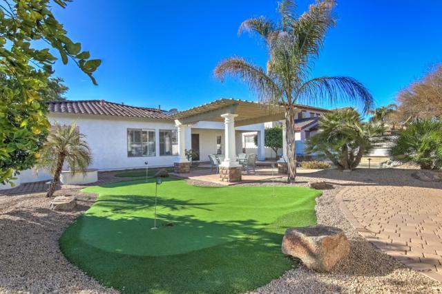 1858 E Coconino Drive, Chandler, AZ 85249 (MLS #5864730) :: The Property Partners at eXp Realty