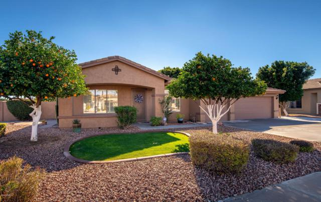4705 E Dartmouth Street, Mesa, AZ 85205 (MLS #5864745) :: The Jesse Herfel Real Estate Group