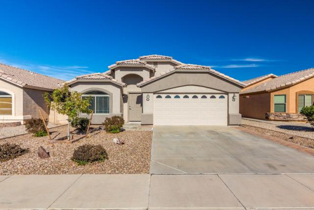 1356 E Ash Road, San Tan Valley, AZ 85140 (MLS #5864750) :: The W Group