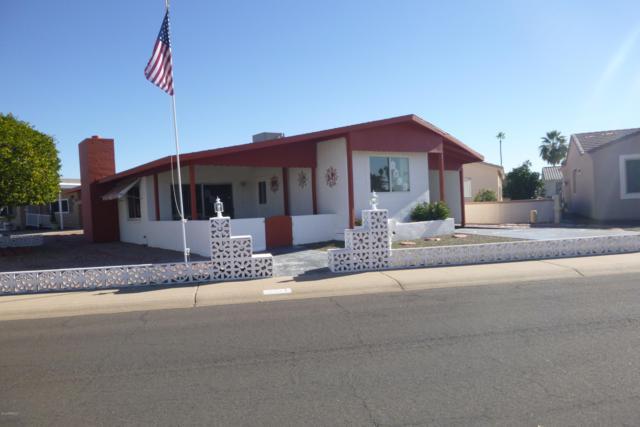 2311 N Gayridge Road, Mesa, AZ 85215 (MLS #5864777) :: The Daniel Montez Real Estate Group