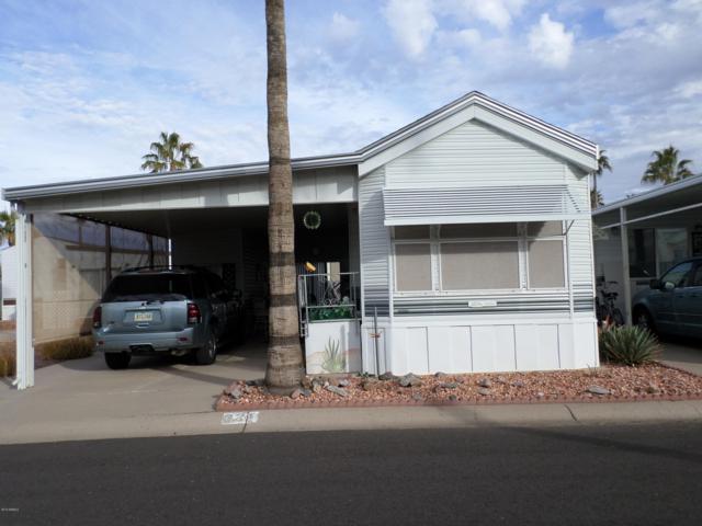 3710 S Goldfield Road, Apache Junction, AZ 85119 (MLS #5864807) :: The Daniel Montez Real Estate Group