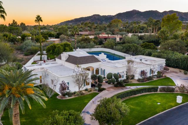 6533 E Maverick Road, Paradise Valley, AZ 85253 (MLS #5864822) :: Lux Home Group at  Keller Williams Realty Phoenix