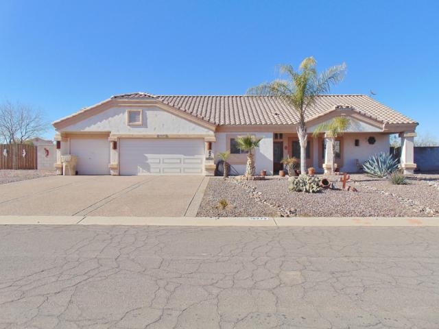 15272 S Cherry Hills Drive, Arizona City, AZ 85123 (MLS #5864873) :: Yost Realty Group at RE/MAX Casa Grande