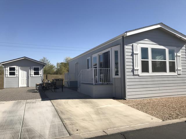 17200 W Bell Road #1031, Surprise, AZ 85374 (MLS #5864971) :: Brett Tanner Home Selling Team