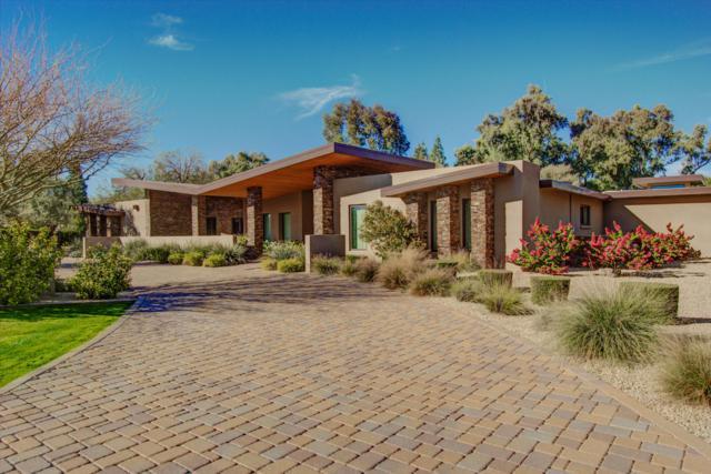 6450 E Fanfol Drive, Paradise Valley, AZ 85253 (MLS #5864982) :: Lux Home Group at  Keller Williams Realty Phoenix