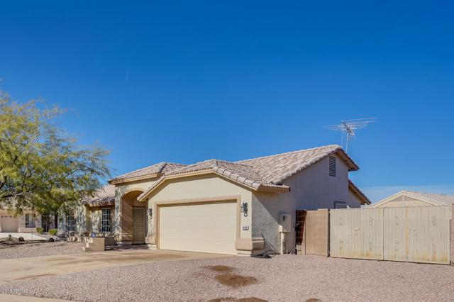 9190 W Vicki Place, Arizona City, AZ 85123 (MLS #5864984) :: Arizona 1 Real Estate Team