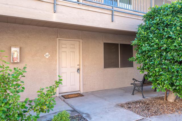1014 E Spence Avenue #107, Tempe, AZ 85281 (MLS #5864985) :: Arizona 1 Real Estate Team