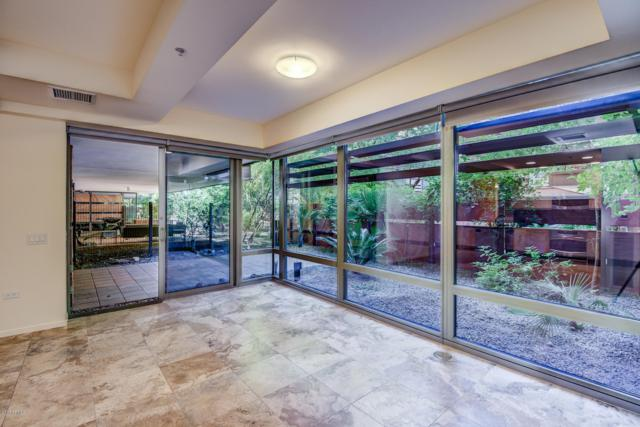 7117 E Rancho Vista Drive #1008, Scottsdale, AZ 85251 (MLS #5865090) :: The Wehner Group