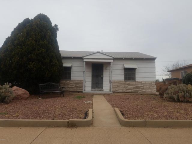 1350 E 10TH Street, Douglas, AZ 85607 (MLS #5865129) :: Brett Tanner Home Selling Team