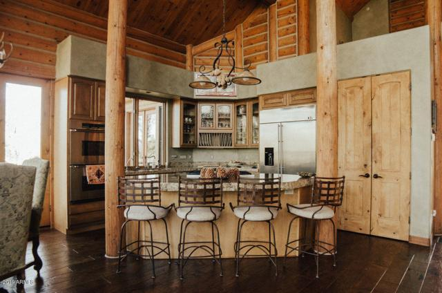 2100 E Grapevine Drive, Payson, AZ 85541 (MLS #5865315) :: CC & Co. Real Estate Team