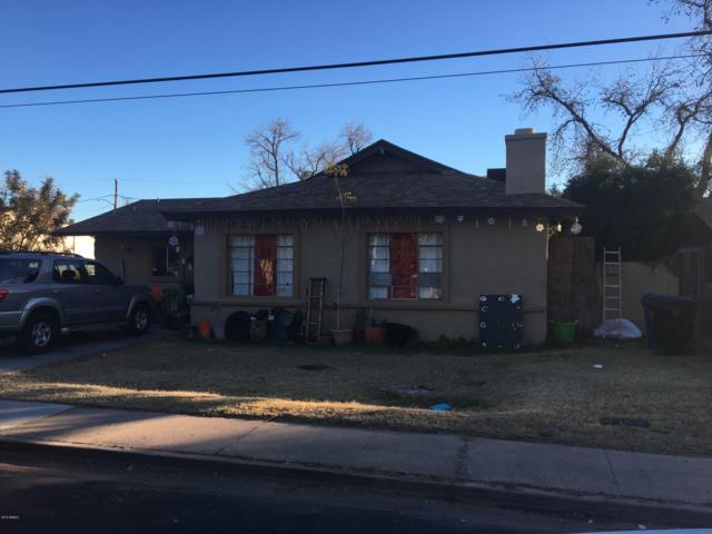 1121 W 2ND Street, Mesa, AZ 85201 (MLS #5865331) :: Conway Real Estate